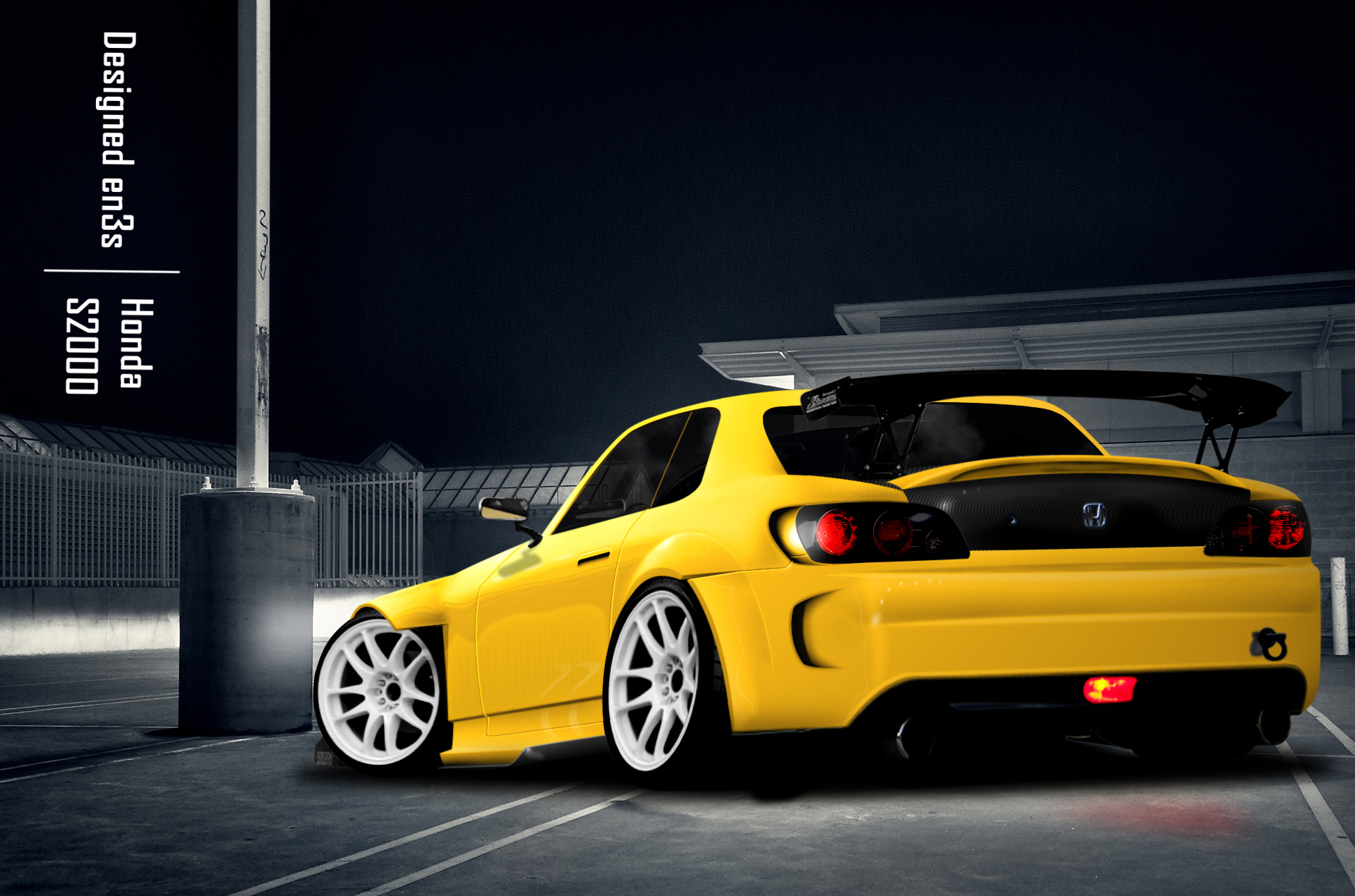 Honda S2000 by en3sDesign