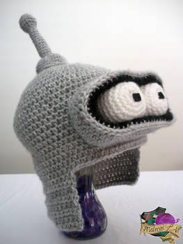 Crocheted Bender Hat