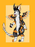 Dutch Angel Dragon Adopt 08 - Open by KnightmareAdopts