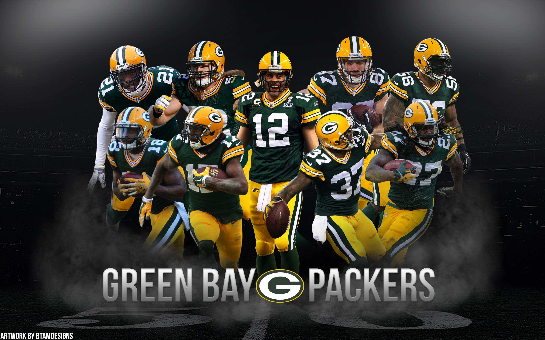 Green Bay Packers team wallpaper