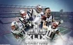 Patriots 'Championship' wallpaper
