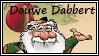 Douwe Dabbert Stamp by Dwarf-Cartoonist