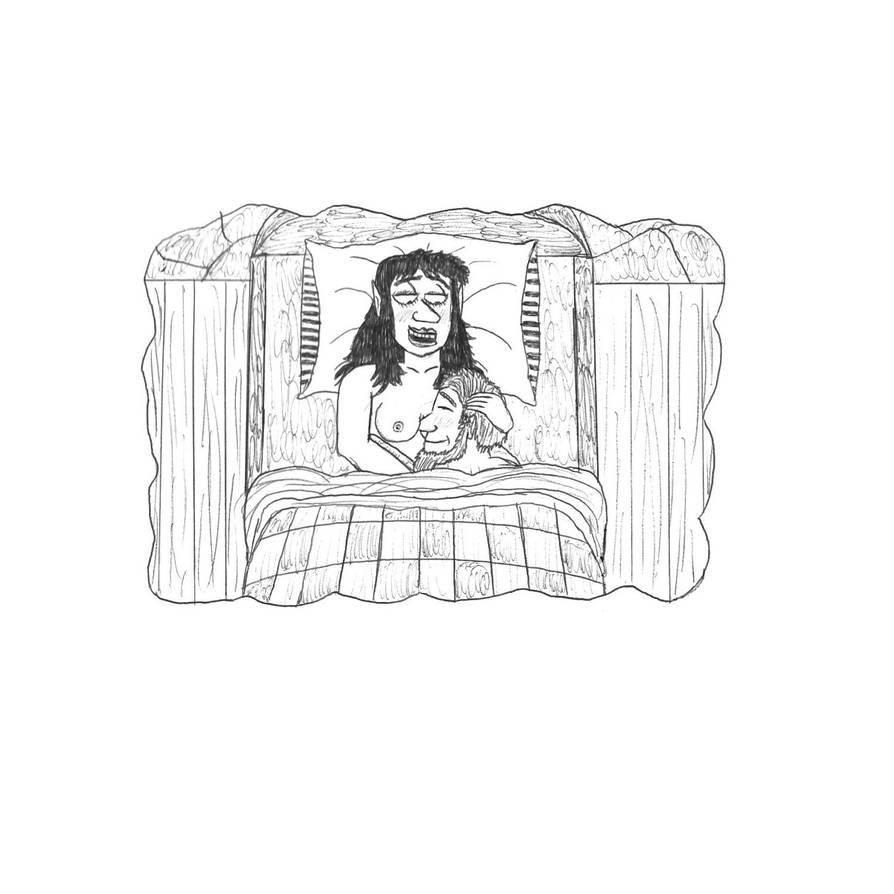 Nederantansie NSFW scene: Getting cozy by Dwarf-Cartoonist