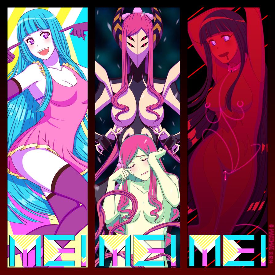 ME!ME!ME! by shadowcutiepie