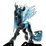 Evil Ponies - Chrysalis