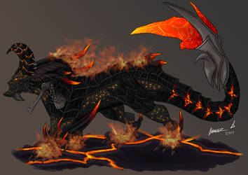Riders of Icarus - CoL Mount Fanart Entry by Elusive-Bard