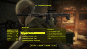 Fallout 4 - ACR 5.56x45mm