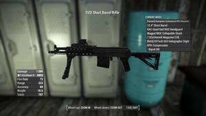 Fallout 4 - Dragunov SBR 02