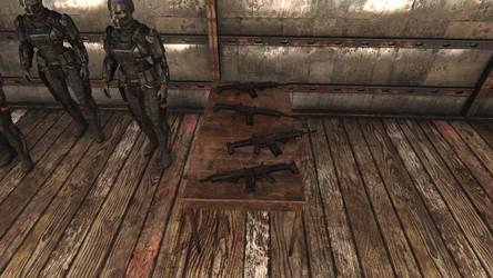 Fallout 4 - Brotherhood of Plastic COLT No2