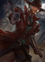 Riverboat McCree by bluemist72