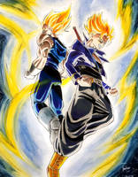 Saiyan Rush by Maithagor