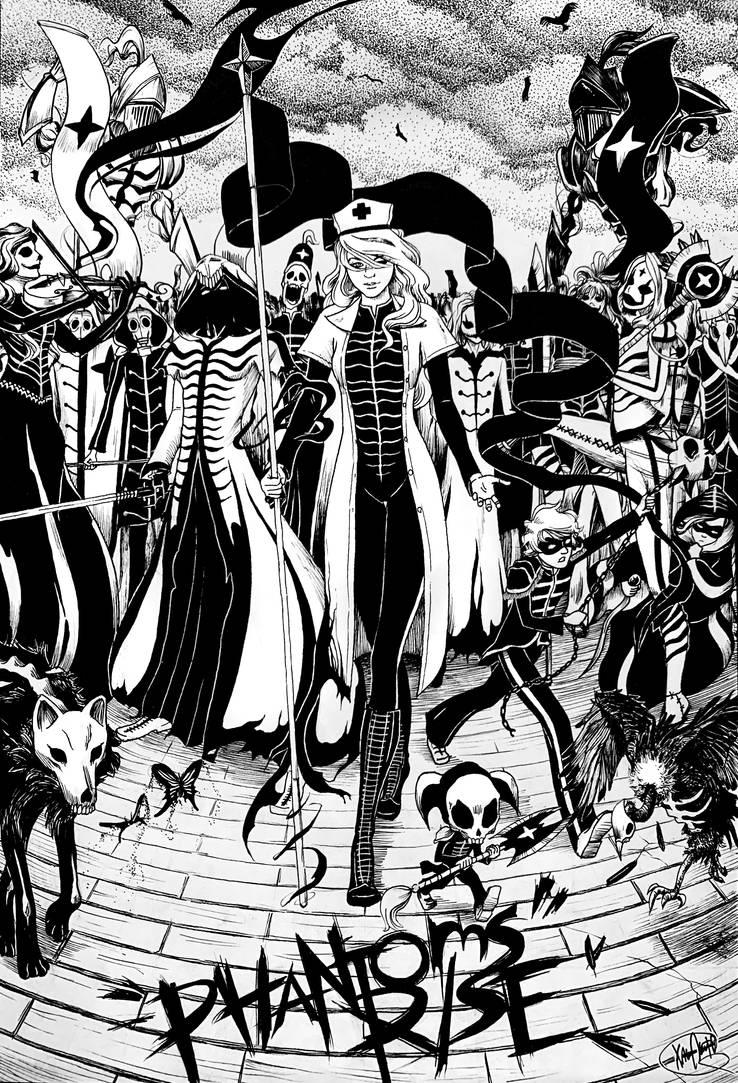 Phantoms, Rise! by Maithagor