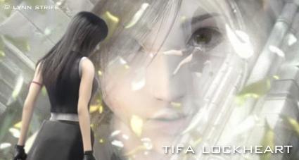 Tifa Lockheart Signature by LynnStrife - Anime Fun Club