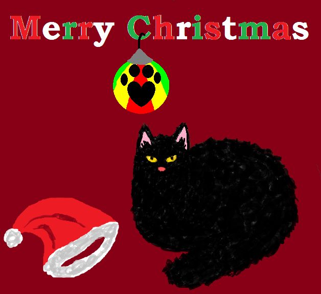 Cherry's Avvies and Siggy Shop Merry_christmas_by_wolfqueenkira-daqrbfy