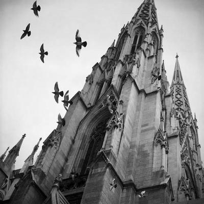 St. Patrick's Cathedral. NY by AlexEdg