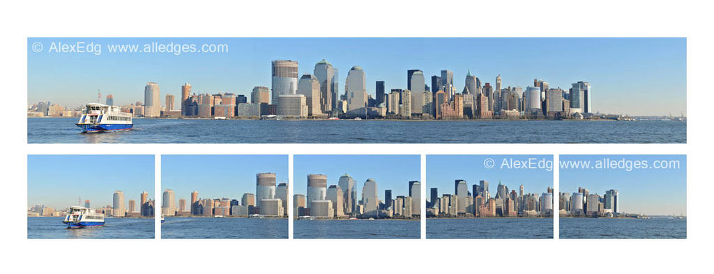 Manhattan - II by AlexEdg