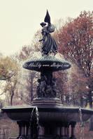 Bathesda Fountain by AlexEdg