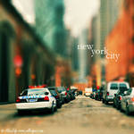 New York City - Tilt-Shift