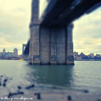 Brooklyn Bridge - I by AlexEdg