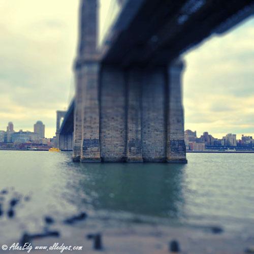 Brooklyn Bridge - I by AlexEdg