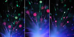 Shining Optical Fiber - I