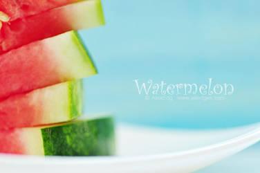 Watermelon- II by AlexEdg