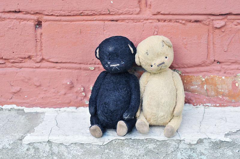 teddy bears by AlexEdg