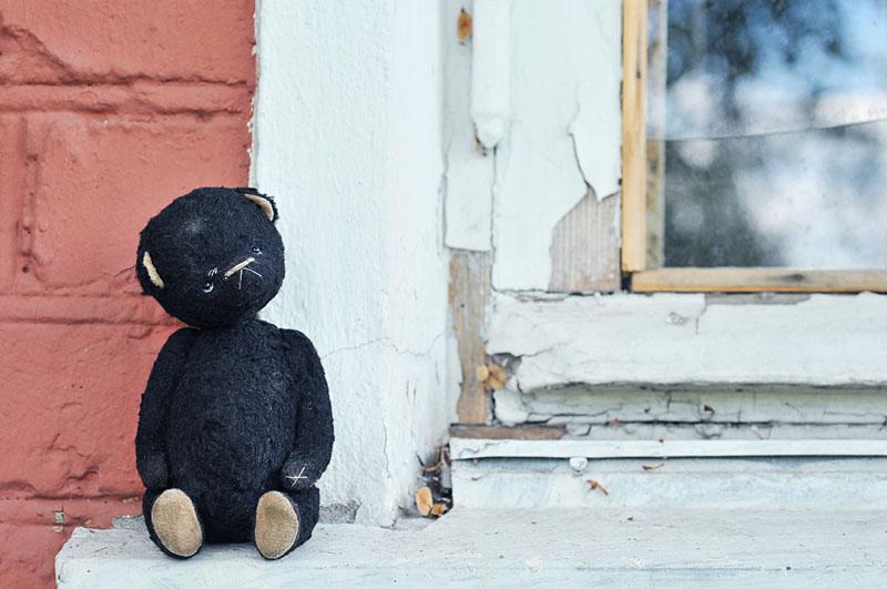 teddy bear by AlexEdg