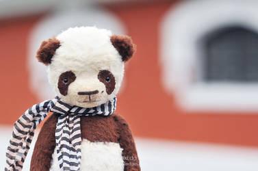 panda by AlexEdg
