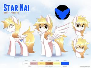 Star Nai - Reference Sheet
