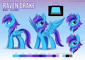Raven Drake - Reference Sheet