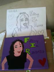 Ronnie Radke-Fan Art Contest by foreveramandaa