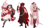 :AUCTION CLOSED: Gilded Valentine Adopts!