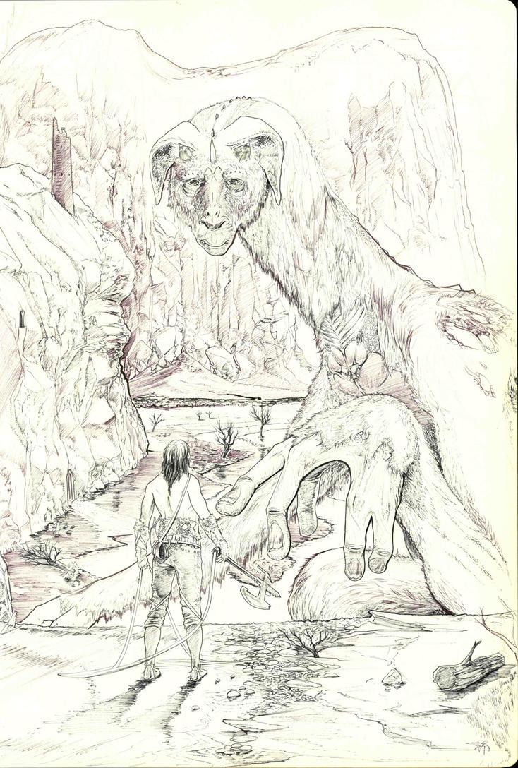 The Legend of Siegfried by SlonkoDesign