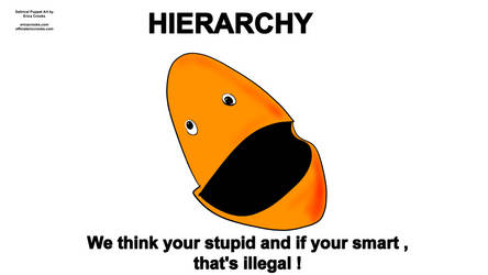 Hierarchy thinks your stupid ( Erica Crooks ) by officialericcrooks