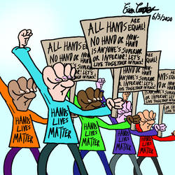 All Hands Are Equal ( Erica Crooks )