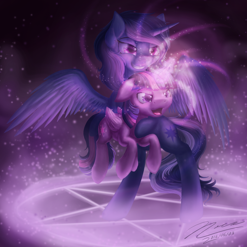 Who Wants to See Some Magic? by Novaintellus
