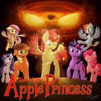 Rise of the Apple Princess by Novaintellus