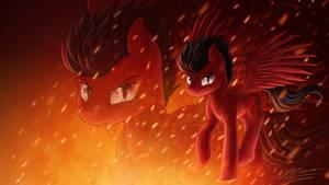 It Burns by Novaintellus