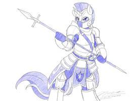 Knight of Equestria [ATG9-06]