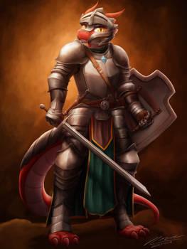 Knight Ruby
