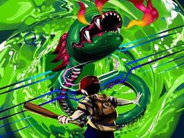 Battle Agains Kraken