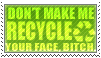 please recycle. by Valotoxin
