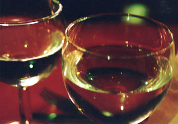Glass by Shawana