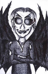 Dracula 2004 by Shawana