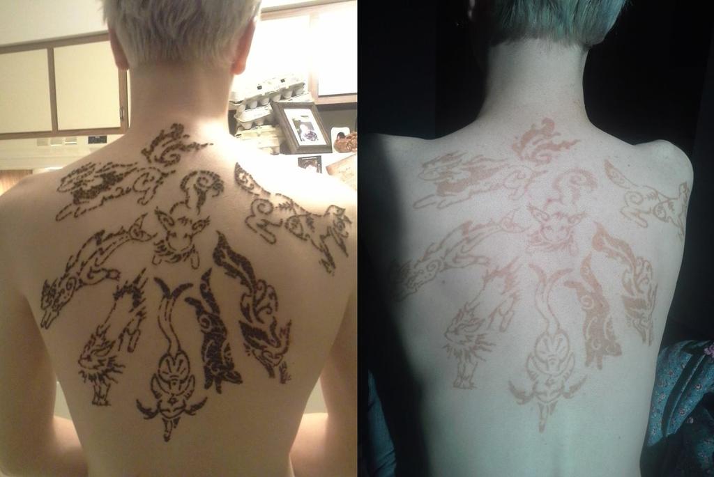 eevee tattoo - photo #35