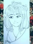 Tears and Loose-Form Flowers by Miyori999