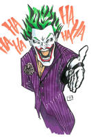 Shake Hands With The Joker by elguapo6