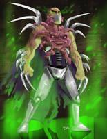 Krang-Shredder by elguapo6
