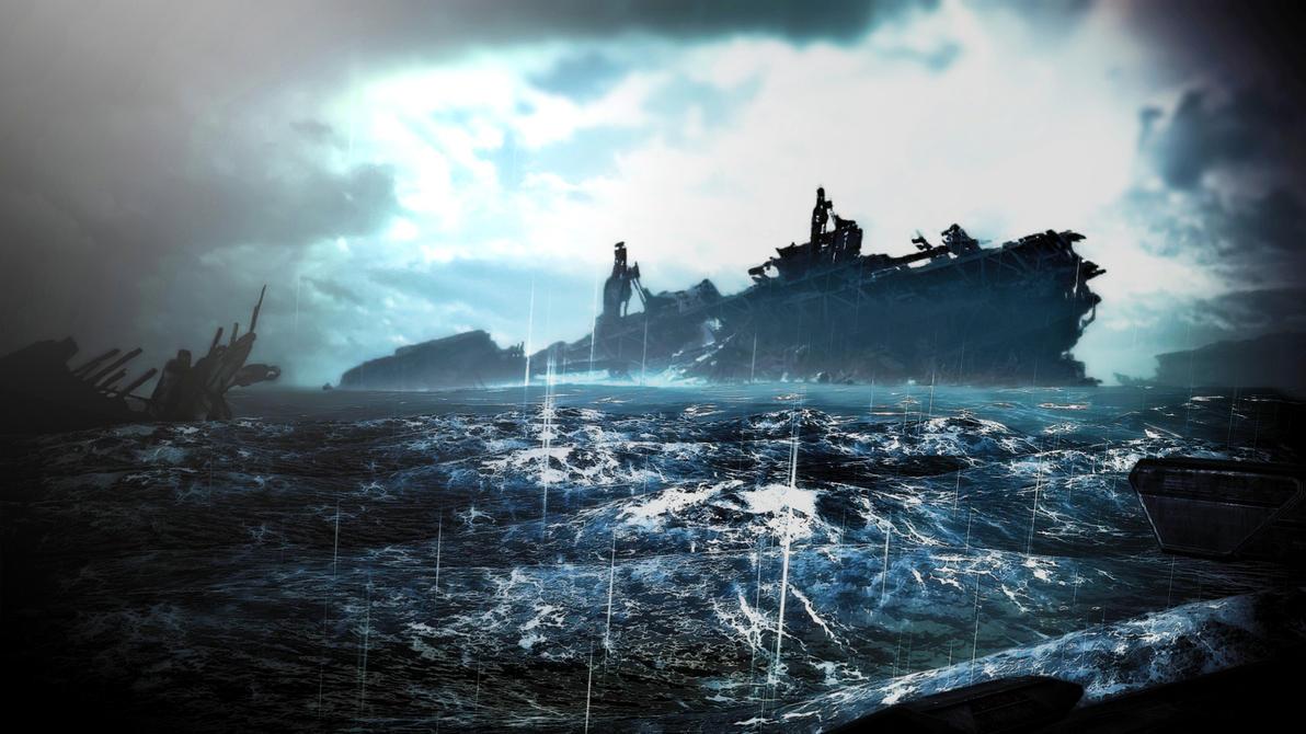 What Lies Beneath by GSJennsen